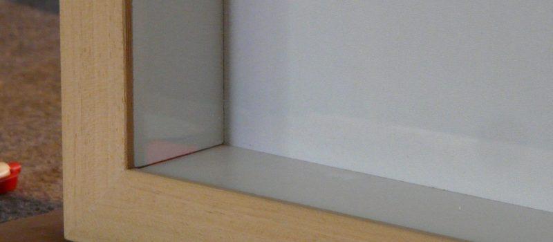 Objektrahmen - tiefe Bilderrahmen Holz